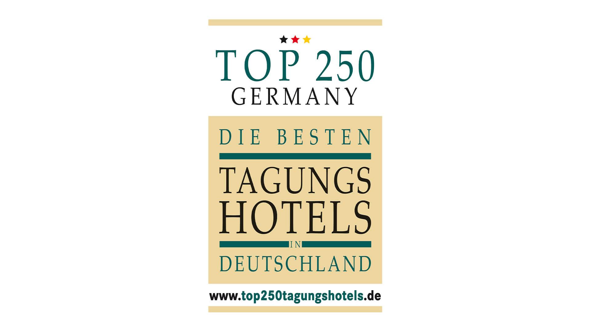 Top 250 Tagungshotels